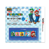 Thumbnail 1 for Super Mario Card Case 6 (Blue)