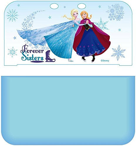 Image 2 for Soft Cover for New Nintendo 3DS LL (Anna & Elsa)