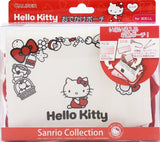 Thumbnail 1 for Hello Kitty Odekake Pouch for 3DS LL (Red)