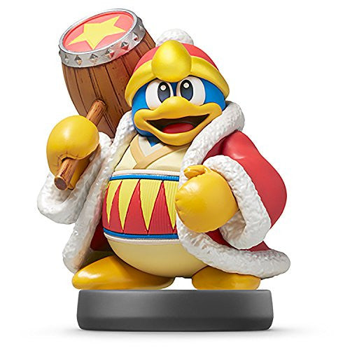 Image 1 for amiibo Super Smash Bros. Series Figure (Dedede)