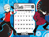Thumbnail 5 for Persona Q: Shadow of the Labyrinth - Wall Calendar - 2015 (Ensky)[Magazine]