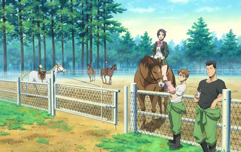 Image for Silver Spoon / Gin No Saji Vol.2 [Blu-ray+CD Limited Edition]