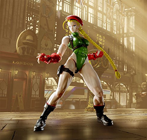 Image 2 for Street Fighter V - Cammy - S.H.Figuarts