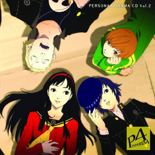 Image 1 for PERSONA4 DRAMA CD Vol.2