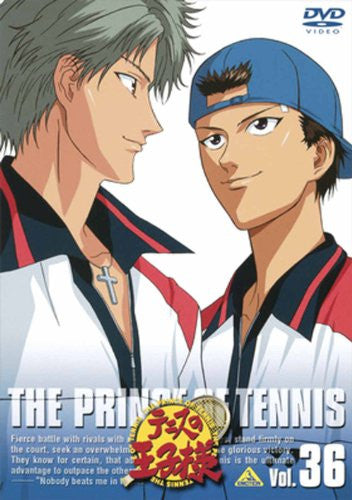 Image 1 for The Prince of Tennis Vol.36