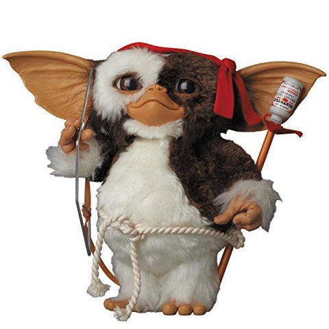 Image for Gremlins 2 - Gizmo - Vinyl Collectible Dolls #236 - 1/1 - Combat Ver. (Medicom Toy)