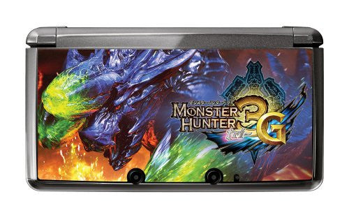 Image 2 for Monster Hunter 3G Protection Filter 3DS
