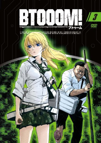 Image for Btooom 03