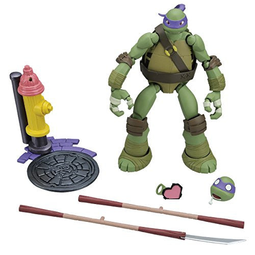 Image 2 for Teenage Mutant Ninja Turtles - Donatello - Revoltech (Kaiyodo)
