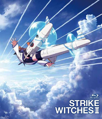 Image for Strike Witches 2 Blu-ray Box