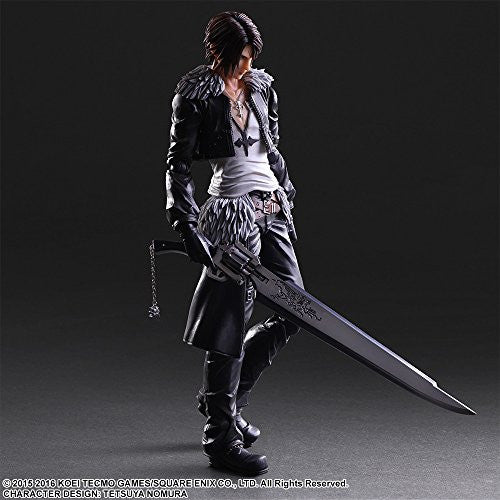 Image 8 for Dissidia Final Fantasy - Squall Leonhart - Play Arts Kai (Square Enix)