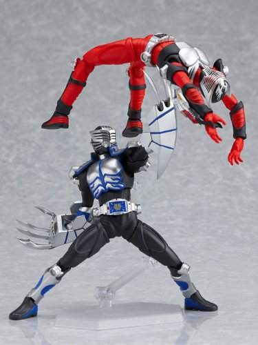 Image 7 for Kamen Rider Dragon Knight - Kamen Rider Axe - Figma #SP-028 (Max Factory)