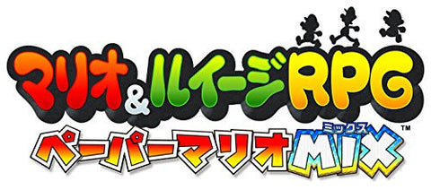 Image for Mario & Luigi RPG Paper Mario Mix