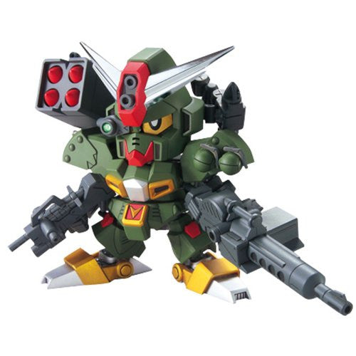 Image 10 for SD Gundam Chronicles - SV-04 Command Gundam - SD Gundam BB Senshi #375 - Legend BB (Bandai)