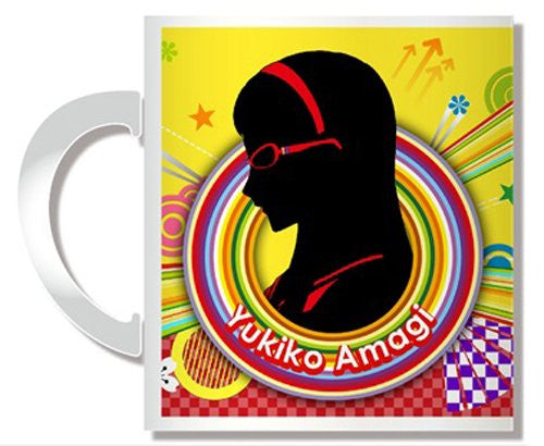 Image 1 for Persona 4: the Golden Animation - Amagi Yukiko - Mug (Penguin Parade)