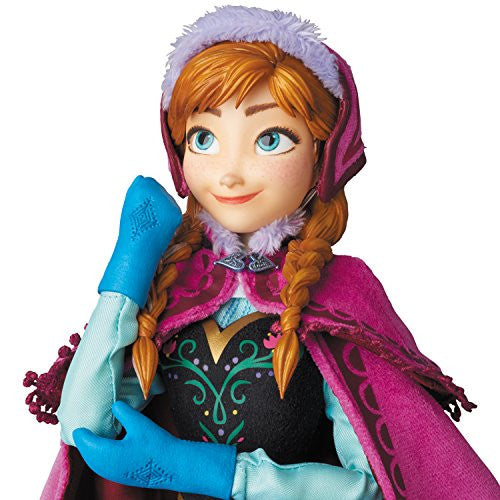 Image 4 for Frozen - Anna - Real Action Heroes No.728 - 1/6 (Medicom Toy)