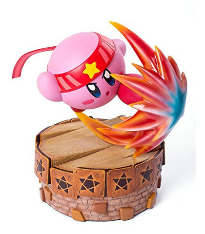 Hoshi no Kirby - Kirby - Kirby's Dreamland Collection #3 - Fighter Kirby, Regular Edition (First 4 Figures)