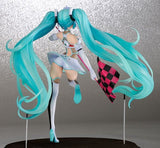 Thumbnail 4 for GOOD SMILE Racing - Vocaloid - Hatsune Miku - 1/7 - Racing 2012 (Dragon Toy, FREEing)