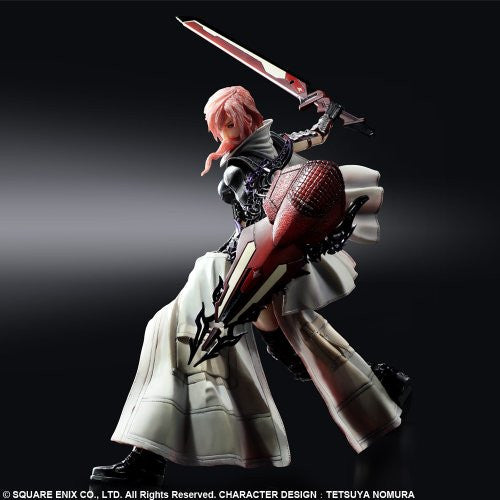 Image 4 for Lightning Returns: Final Fantasy XIII - Lightning - Play Arts Kai (Square Enix)