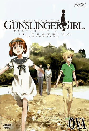 Image 1 for Gunslinger Girl - IL Teatrino - OVA