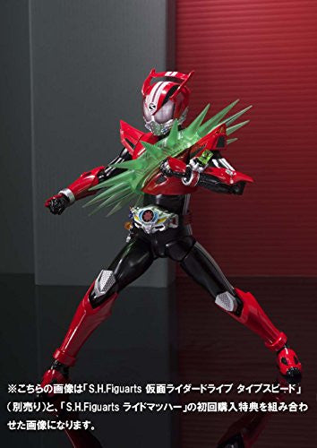 Image 3 for Kamen Rider Drive - Ride Macher - S.H.Figuarts (Bandai)