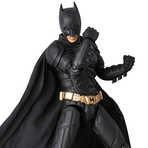 Image 3 for The Dark Knight Rises - Batman - Mafex #7 - Ver.2.0 (Medicom Toy)