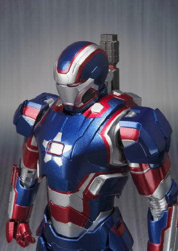 Image 3 for Iron Man 3 - Iron Patriot - S.H.Figuarts (Bandai)