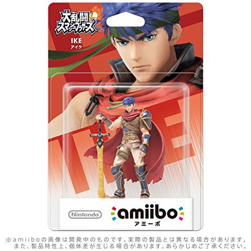 Image 2 for amiibo Super Smash Bros. Series Figure (Ike)