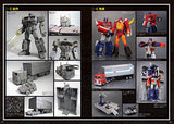 Thumbnail 4 for Transformers Masterpiece Official Guide