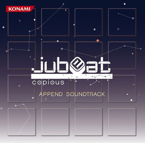 Image 1 for jubeat copious APPEND SOUNDTRACK