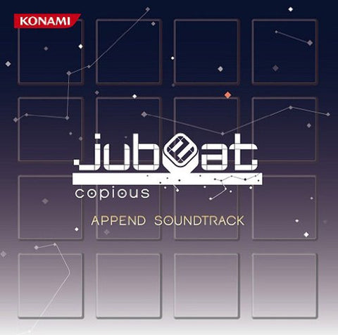 Image for jubeat copious APPEND SOUNDTRACK