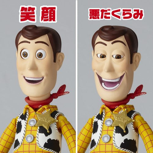 Image 3 for Toy Story - Woody - Revoltech - Revoltech SFX #010 (Kaiyodo)