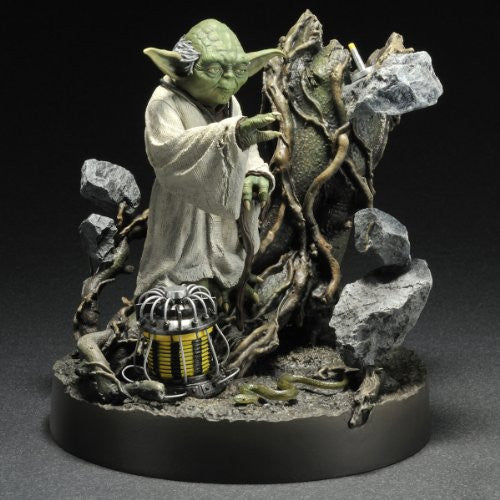 Image 3 for Star Wars - Yoda - ARTFX Statue - 1/7 - Empire Strikes Back ver. Episode V ver. (Kotobukiya)