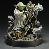 Thumbnail 3 for Star Wars - Yoda - ARTFX Statue - 1/7 - Empire Strikes Back ver. Episode V ver. (Kotobukiya)