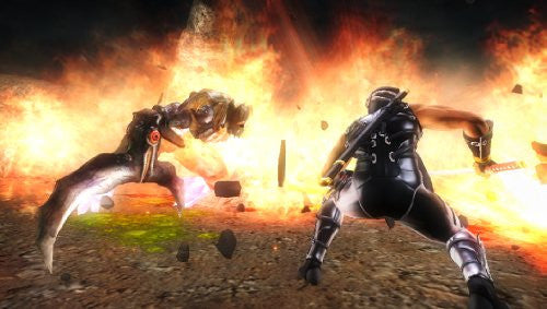Image 4 for Ninja Gaiden Sigma Plus (Koei the Best)