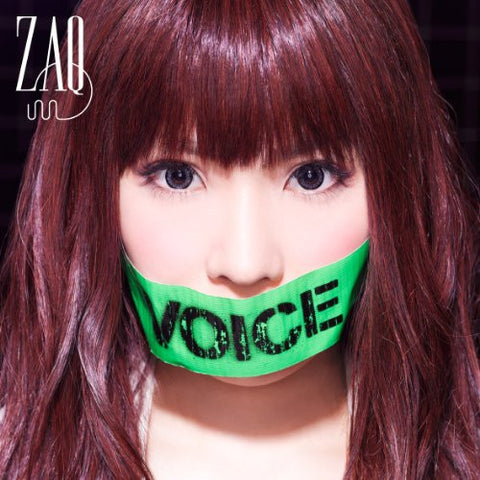 Image for VOICE / ZAQ [Limited Edition]