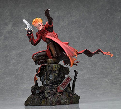 Image 11 for Trigun: Badlands Rumble - Vash the Stampede - 1/6 - Attack Ver. (Fullcock)