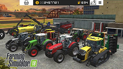 Image 2 for Farming Simulator 18 Pocket Nouen 4