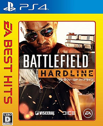 Image for Battlefield: Hardline (EA Best Hits)