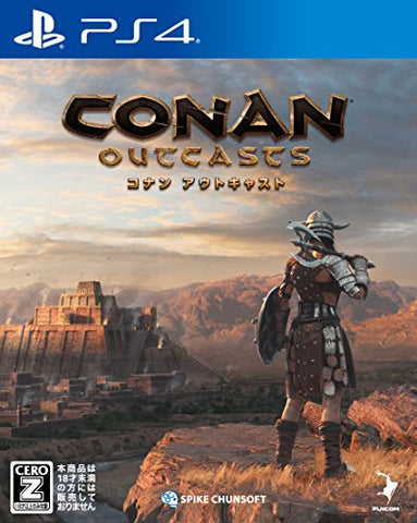 CONAN OUTCASTS