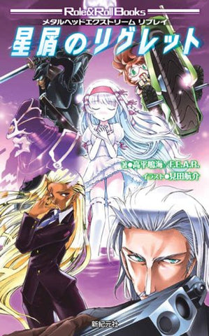 Image for Metal Head Extreme Replay Hoshikuzu No Regret (Role & Roll Books)