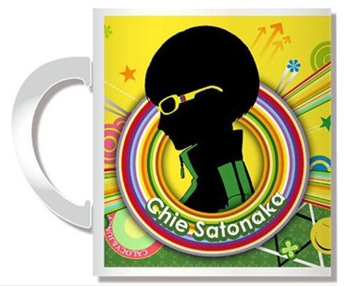 Image 1 for Persona 4: the Golden Animation - Satonaka Chie - Mug (Penguin Parade)