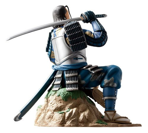 Image 3 for One Piece - Sir Crocodile - Door Painting Collection Figure - 1/7 - Samurai ver. (Plex)