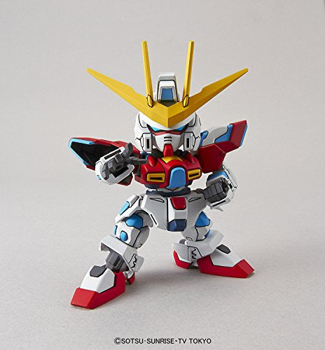 Image 6 for Gundam Build Fighters Try - TBG-011B Try Burning Gundam - SD Gundam EX-Standard 11 (Bandai)