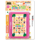 Thumbnail 1 for Tobidase Doubutsu no Mori Card Case 12 for 3DS (Pink)