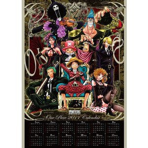 Image 1 for One Piece - Wall Calendar - 2011 (Ensky)[Magazine]