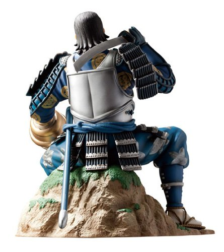 Image 2 for One Piece - Sir Crocodile - Door Painting Collection Figure - 1/7 - Samurai ver. (Plex)