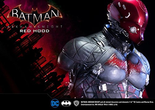 Image 4 for Batman: Arkham Knight - Red Hood - Museum Masterline Series MMDC-09 (Prime 1 Studio)