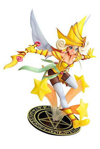 Image for Gekijouban Yu-Gi-Oh! The Dark Side of Dimensions - Lemon Magician Girl - 1/7 (Kotobukiya)