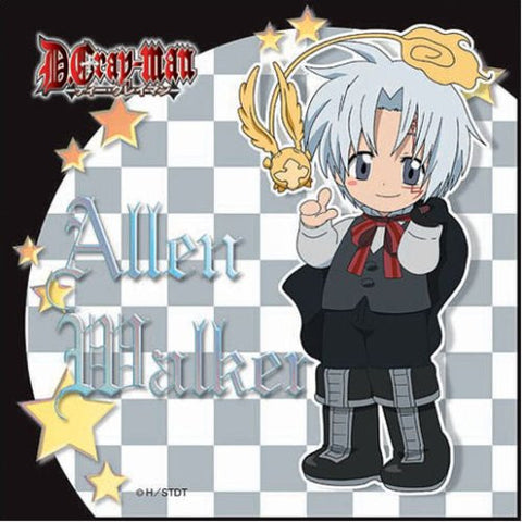 Image for D.Gray-man - Allen Walker - Towel - Mini Towel - ver. 1 (Broccoli)